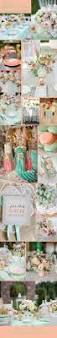 best 25 peach mint wedding ideas on pinterest peach wedding