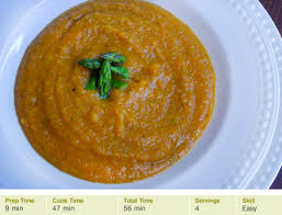 caramelized butternut squash soup side recipes from