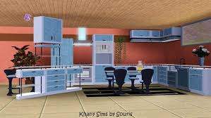 cuisine sims 3 khany sims cuisine gaby sims 3 kitchen cuisine sims 3