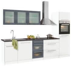 K Henzeile Im Angebot Küchenzeile Held Möbel Malta Ohne E Geräte Breite 300 Cm