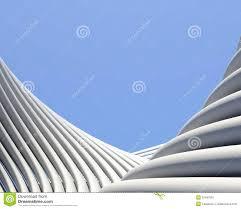 modern architectural shapes design stock image image 32385881