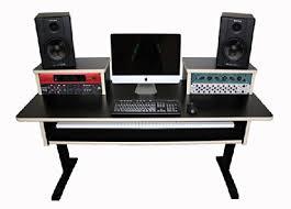 amazon com az studio workstations b keyboard studio desk