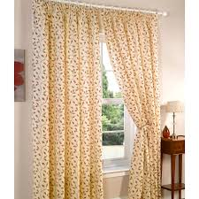 Lined Curtains Chaucer Cherry Lined Curtains