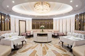 oval restaurant at the wellesley hotel in london fox linton