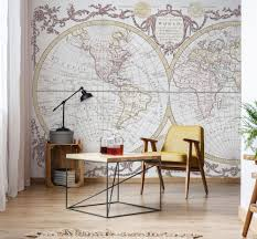 vintage 1782 world map wall mural eazywallz vintage 1782 world map wall mural maps eazywallz