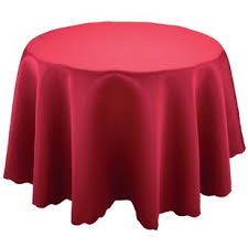 pink round table covers round accent table cloths wayfair