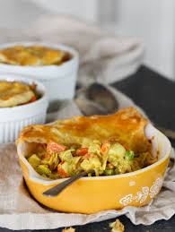 curry turkey pot pie thanksgiving leftovers and how to use them