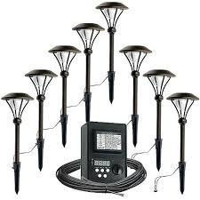 hard wired pathway wired landscape lights hardwired outdoor lighting landscape a solar