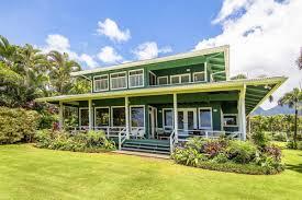 plantation style homes distinctive hawaii style living eco chic homes hawaii