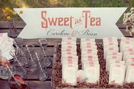 wedding tea sweet tea cards archives southern weddings