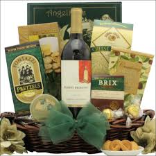 gourmet wine gift baskets festive holidays robert mondavi selection gourmet wine