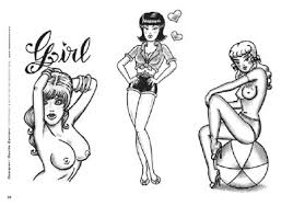 tattoo professionist 7 pin up