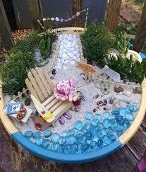 best 25 beach fairy garden ideas on pinterest diy fairy garden