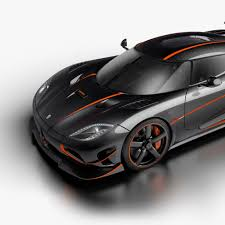 koenigsegg newest model backchannel wired