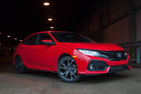 ratings and review 2017 honda civic hatchback sport ny daily news