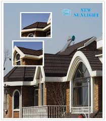 Roof Tile Colors China Stone Coated Metal Roof Tile Manufacturers Suppliers