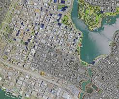 Oakland Map Oakland Launches New Planning Process For Downtown East Bay Express