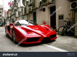 ferrari enzo red ferrari enzo on road singapore stock photo 2719989 shutterstock