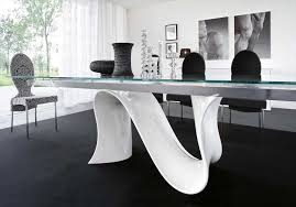 dining room table glass top dining table design ideas by long