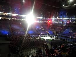 facts from friday night smackdown taping not live from london