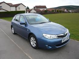 Used Subaru Impreza Hatchback 1 5 R 5dr In Banchory Aberdeenshire