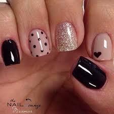 15 easy u0026 cute polka dot nail designs nail art designs 2017
