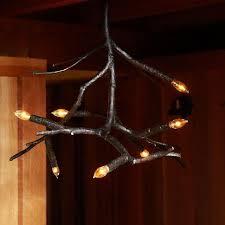 tree branch chandelier amazing of tree branch chandelier lighting branch tree light