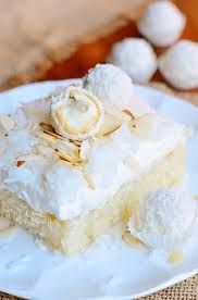 pina colada tres leches cake will cook for smiles