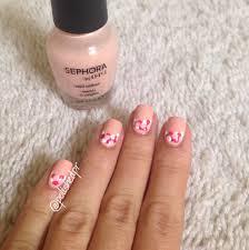 pink polished pr