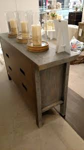 Pottery Barn Dawson Desk Pottery Barn Molucca Media Console Table Blue Distressed Paint