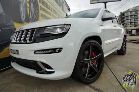 gray jeep grand cherokee with black rims jeep grand cherokee srt8 all muscle ozzy tyres wheels u0026 rims