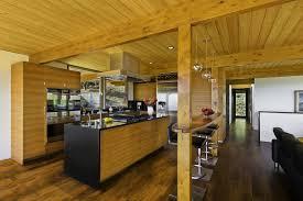 midcentury modern kitchens breakfast bar kitchen island mid century modern home in santa