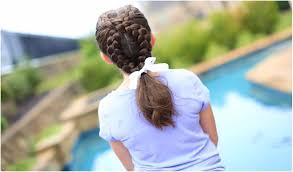 dutch loop braid cute girls hairstyles makeup videos