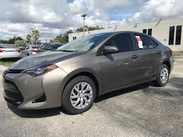 lexus service north miami new 2018 toyota corolla le cvt 4dr car in miami c741249 toyota