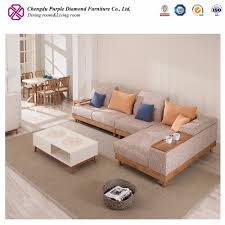 sofa l shape wooden l shaped sofa sets wooden l shaped sofa sets suppliers and