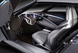 devel sixteen interior 100 cars editorial