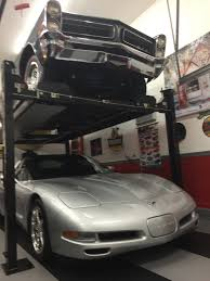 looking for a good 4 post lift for storage corvetteforum