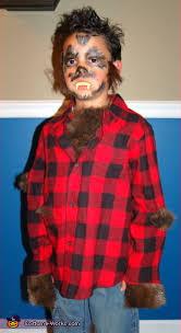 Boy Homemade Halloween Costumes Werewolf Homemade Halloween Costume Boys