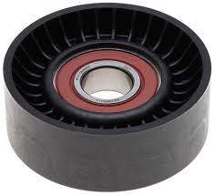 drive belt idler pulley drivealign premium oe pulley upper gates
