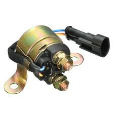 starter start relay solenoid 2 pin for polaris rzr 800 efi 08 13