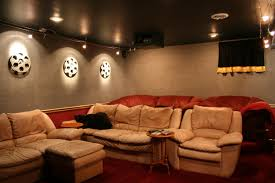 Home Movie Theater Decor Ideas Design Home Improvement