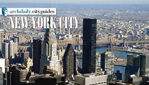 And City Architecture City Guide New York City Archdaily
