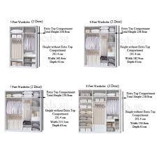 crisford modular wardrobe e furniture u0026 home décor fortytwo