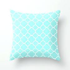 New Aqua Decorative Pillows For Velveteen Aqua Pillow Aqua Throw
