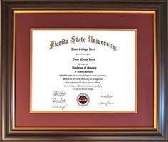ucf diploma frame florida state diploma frame this black satin fsu