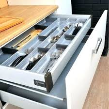 rangement tiroir cuisine ikea separateur tiroir cuisine sacparateur dalvacole modulable separateur