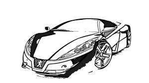 lamborghini sketch easy drawn lamborghini fancy car pencil and in color drawn