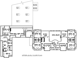 European Floor Plans European Style House Plan 15 Beds 13 00 Baths 26337 Sq Ft Plan
