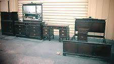 antique mahogany bedroom set mahogany antique beds bedroom sets 1900 1950 ebay