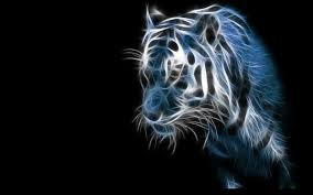 wallpaper black tiger hd 40 best amazing 3d animated hd wallpapers techblogstop images